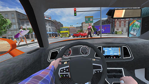 Muscle car challenger für Android