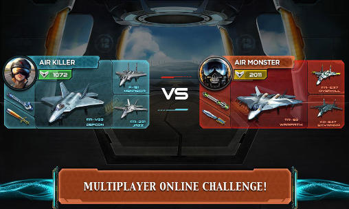 Air combat: Online para Android