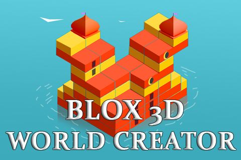 logo Blox 3D: World сreator