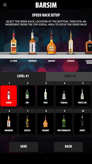 Bartender game: Bar sim captura de tela 3
