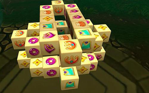 Mahjong fairy tiles auf Deutsch