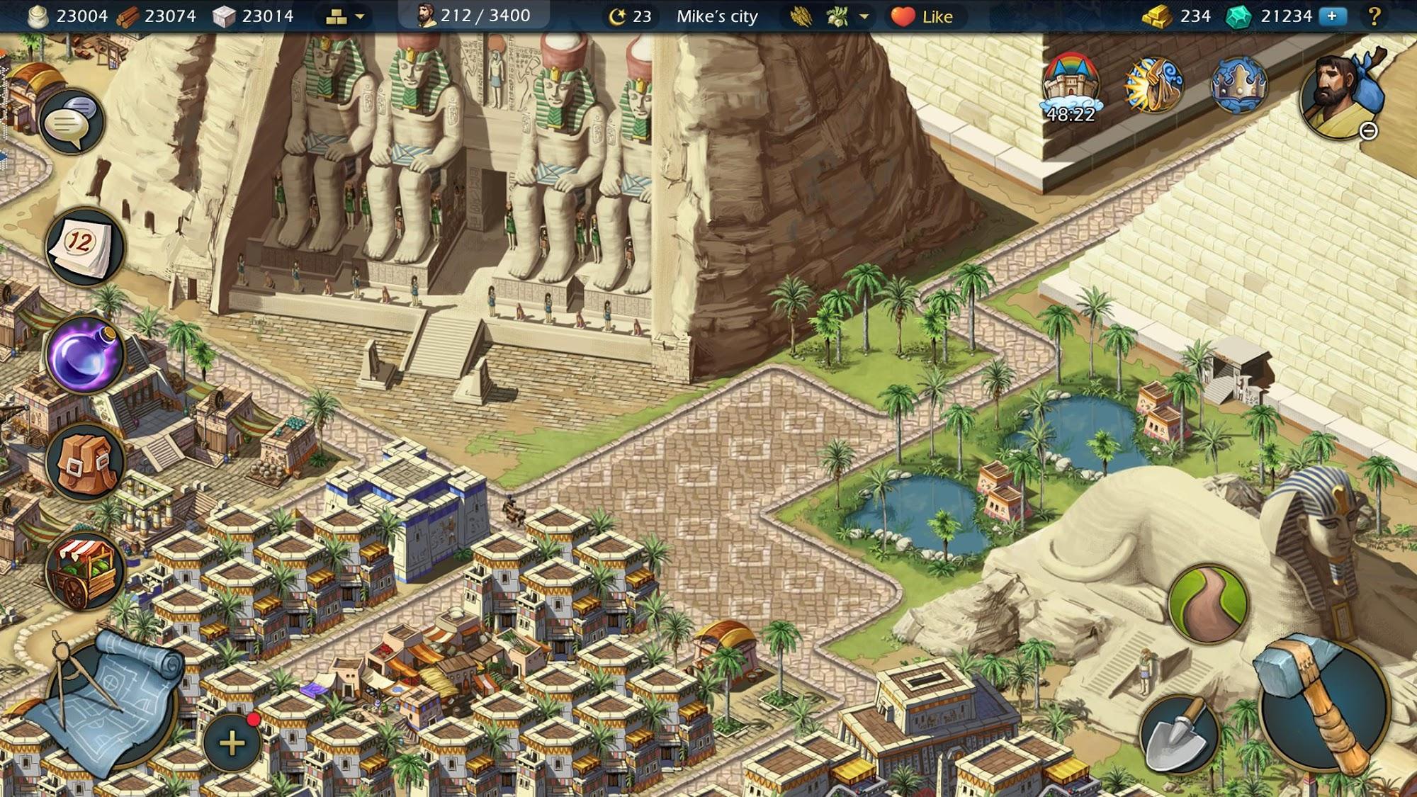 Sim Empire для Android