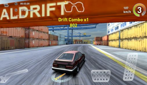 Real drift для Android