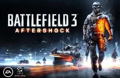 Скріншот Battlefield 3: Aftershock на iPhone