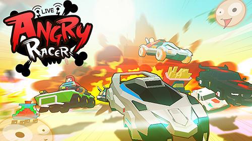 Angry racer live Screenshot