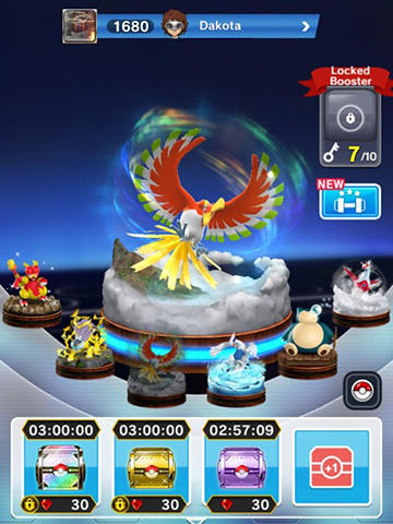 Pokemon duel pour Android