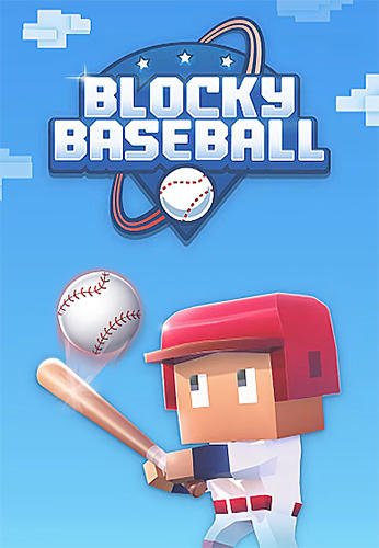 Blocky baseball Screenshot