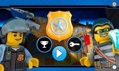 Arcade LEGO City Spotlight Robbery für das Smartphone