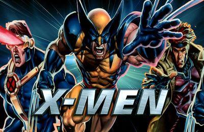 logo Los hombres X