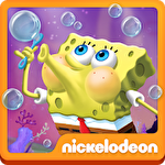 Sponge Bob bubble party Symbol