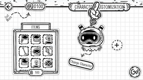 Arcade-Spiele Pa Pa Land: Head escape für das Smartphone