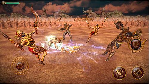 Legend of Abhimanyu für Android