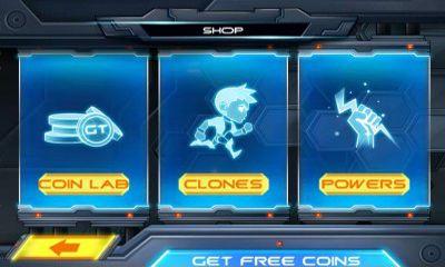 Arcade-Spiele Gravity Guy 2 für das Smartphone