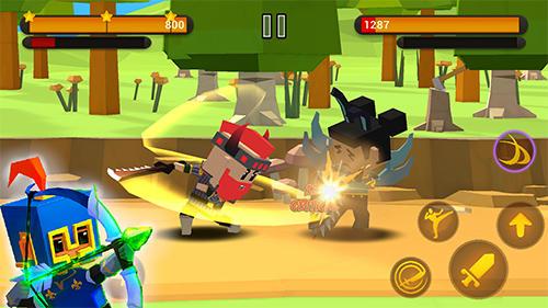 Battle flare скриншот 2