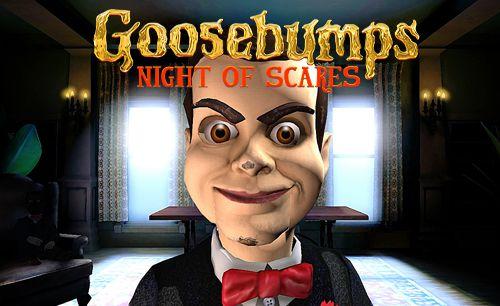 ロゴGoosebumps: Night of scares