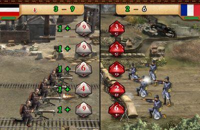Europakrieg 3 für iPhone