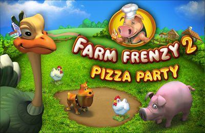 логотип Веселая ферма 2. Печем пиццу HD