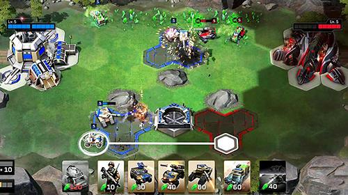 Online Strategiespiele Command and conquer: Rivals auf Deutsch