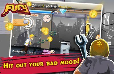 Arcade-Spiele: Lade Wut auf dein Handy herunter