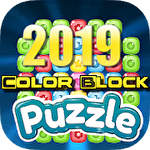Color crush 2019: New matching puzzle adventure icon