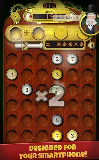 Multiplayerspiele The numbers machine für das Smartphone