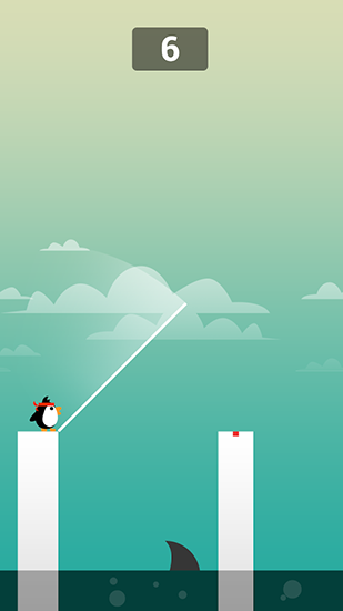Arcade Stick Penpen: Fun journey für das Smartphone