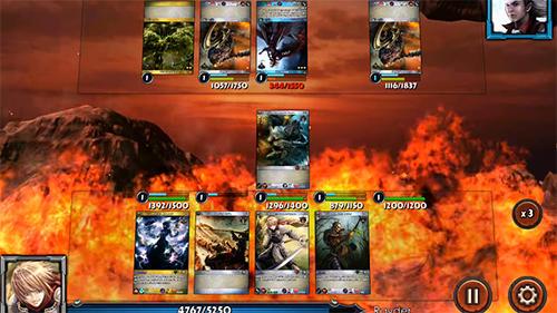 Anime Epic cards 2: Dragons rising auf Deutsch