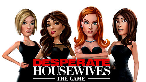 logo Desperate housewives: The game