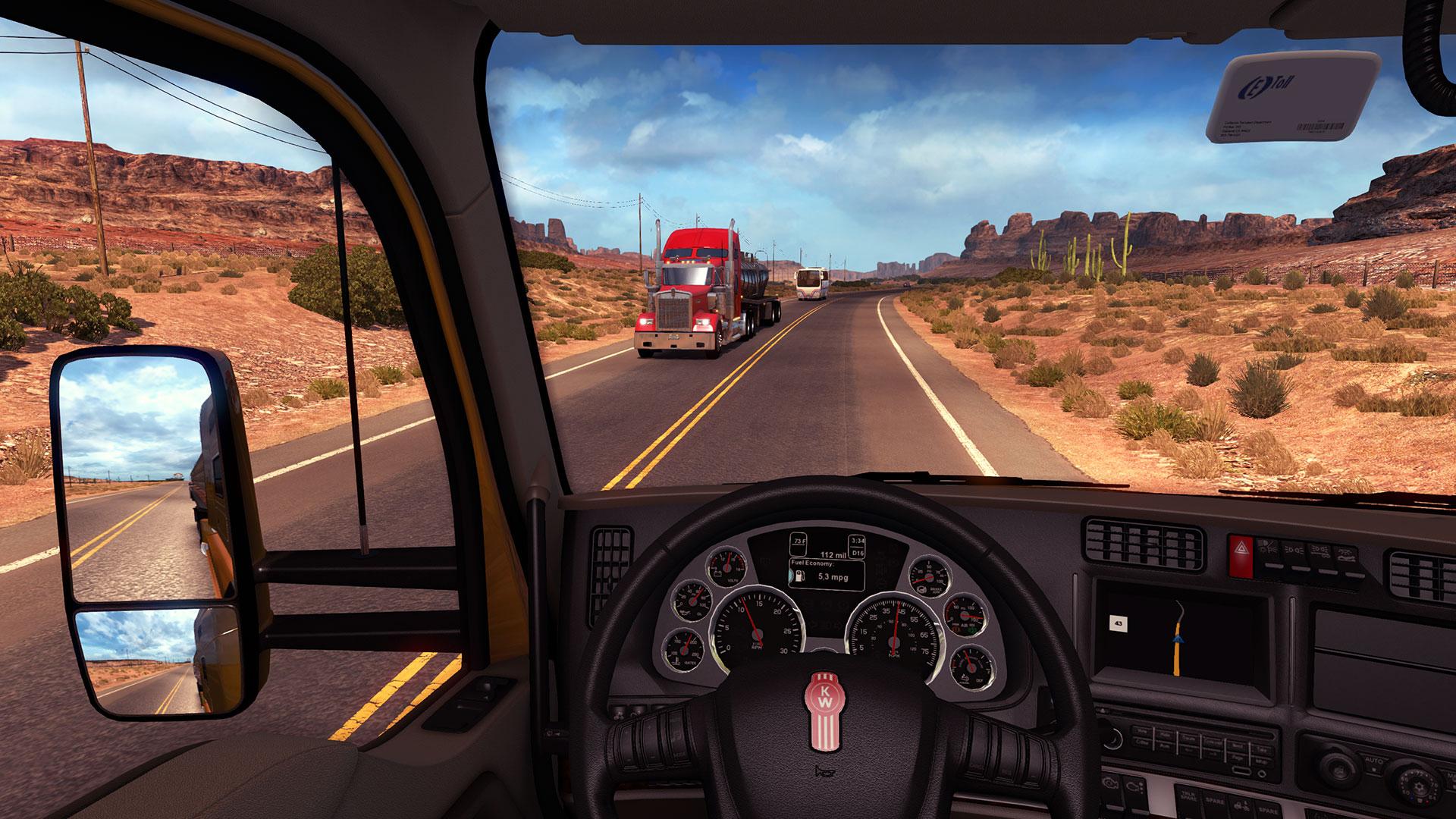 beste Trucker-Spiele für Android