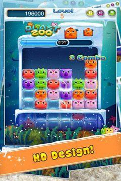 Zoo explosión para iPhone