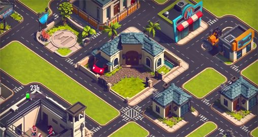 Strategy games Crime coast: Gangster's paradise