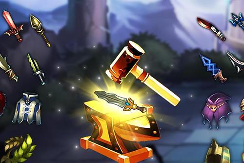 RPG-Spiele Super villain war: Lost heroes für das Smartphone