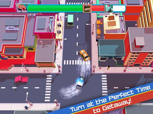 High speed police chase для Android