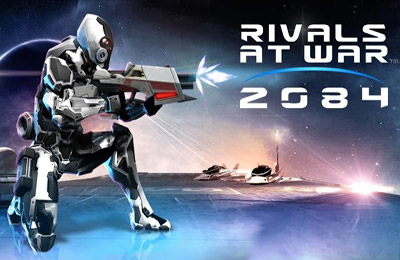 logo Les Rivaux de la Guerre: 2084