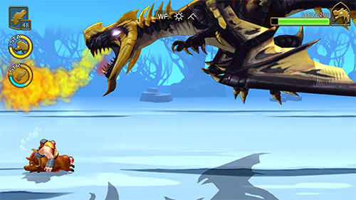 Monster chasers für Android