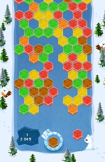 Ice shooter captura de pantalla 1