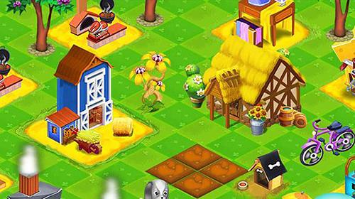 Harvest farm скриншот 2