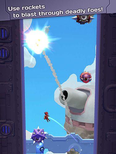 Arcade-Spiele: Lade Dash Meister auf dein Handy herunter