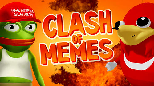 Clash of memes: A brawl royale captura de pantalla 1