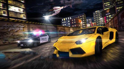 Rennspiele SR: Street racing für das Smartphone