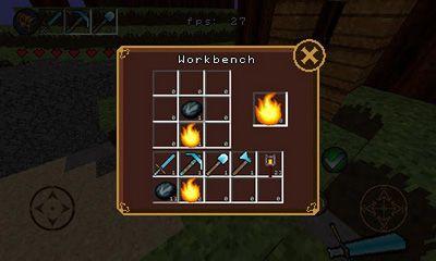 Pixel Minebuilder auf Deutsch