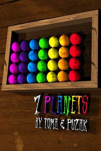 logo 7 planètes