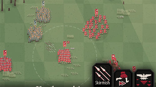 Rome vs barbarians: Strategy für Android