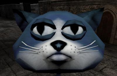 logo Le Chat Froussard 3D Deluxe