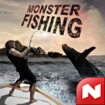 Monster fishing 2018 icône
