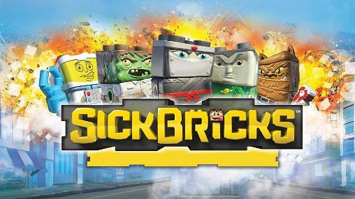 Sick bricks captura de tela 1