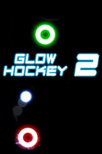 логотип Светящийся хоккей 2