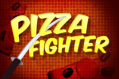 логотип Истребитель пиццы