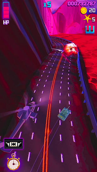 Cruise control для Android