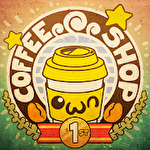 Own coffee shop icon